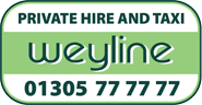Weyline Taxis Weymouth 01305 777777