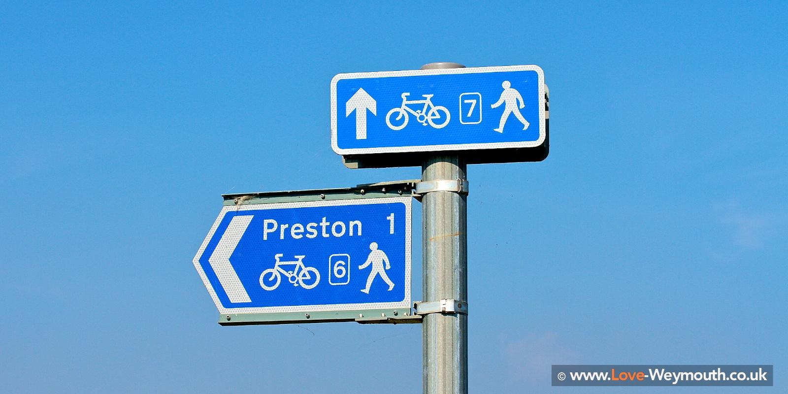 cycling preston road 612